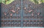 У любого хозяина рано или поздно встаёт вопрос о выборе ворот.