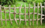 Какие критерии нужно выбирать при строительстве деревянных ограждений.